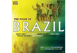 VARIOUS - The Pulse Of Brazil [CD]