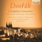 Ruggiero / Zara Nelsova Ricci - Complete Concertos [CD] jetztbilligerkaufen
