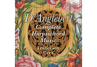 Francesco Cera - Complete Harpsichord Music - (CD)