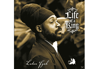 Lutan Fyah - Life Of A King [CD]