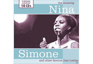 Nina Simone Various - The Amazing Nina Simone & Other Famous Jazz Ladies [CD]
