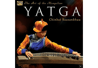 Chinbat Baasankhuu - The Art Of The Mongolin Yatga [CD]