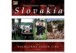 Folklorny Subor Lipa - Traditional Music From Slovakia - (CD)