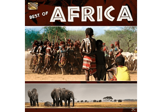 VARIOUS - Best Of Africa [CD]