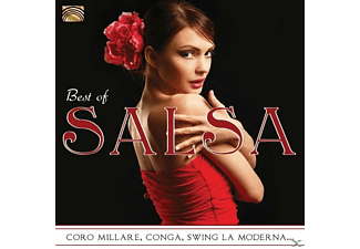 VARIOUS - Best Of Salsa [CD]