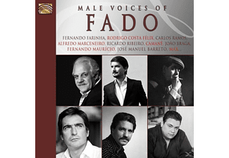 VARIOUS - Male Voices Of Fado [CD]