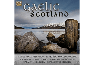 VARIOUS - Gaelic Scotland [CD]