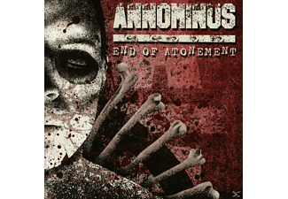 Annominus - End Of Atonement [CD]