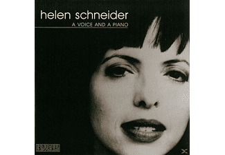 Helen Schneider - A Voice And A Piano [CD]