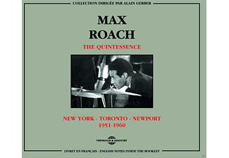 Max Roach, VARIOUS - The Quintessence: New York - Toronto - Newport 1951-1960 - (CD)
