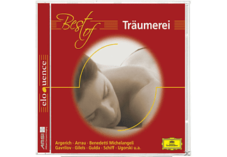 VARIOUS, Argerich/Michelangeli/Gilels/Ashkenazy/Schiff/+ - THE BEST OF TRÄUMEREI [CD]