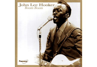John Lee Hooker - Boom Boom - (CD)