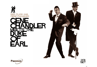Gene Chandler, Dee Clark - Gene Chandler Meets The Duke Of Earl - (CD)