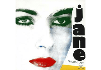Jane - Beautiful Lady - (CD)