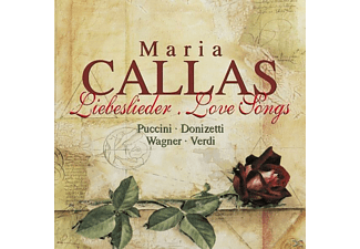 Maria Callas - Liebeslieder - Love Songs - (CD)