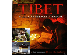Deben Bhattacharya - Tibet: Music Of The Sacred Temples [CD]
