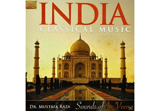 Mustafa Dr. Raza - India: Classical Music Sounds Of The Veena [CD]