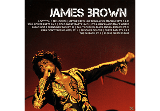 James Brown - Icon - (CD)