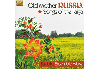 Wolga-balalaika-ensemble - Old Mother Russia-Songs Of The Taiga [CD]
