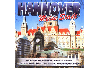 VARIOUS - Hannover-Meine Stadt - (CD)