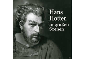 Hans Hotter - In Grossen Szenen - (CD)