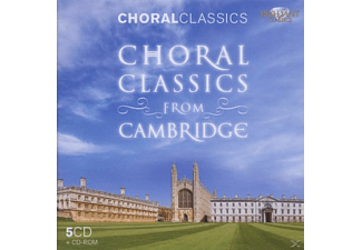 Cambridge Choir - Chorwerke Aus Cambridge-Choral Classics: - (CD)