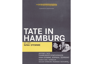 Tate/Hamburger Symphoniker - Tate In Hamburg - (DVD)