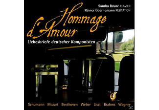 Hommage d'Amour - 1 CD - Hörbuch