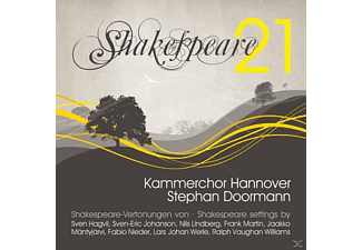 Doormann & Kammerchor Hannover - Shakespeare 21 - (CD)
