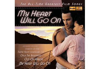 VARIOUS - My heart will go on - (CD)