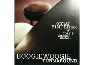 BinderTrio/Cole/Dozzler - Boogiewoogie Turnaround - (CD)