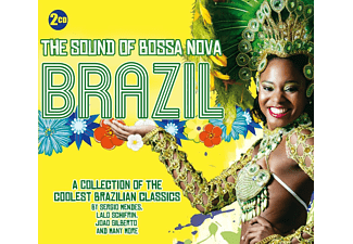 VARIOUS - The Sound Of Bossa Nova Brazil [CD]