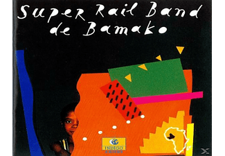 Super Rail Band De Bamako - Super Rail Band De Bamako [CD]