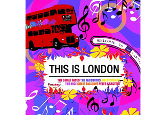 VARIOUS - This Is London - (CD)