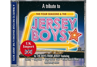 VARIOUS - A Tribute To The Four Seasons & The Jersey Boys [CD]