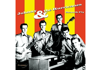 Johnny - Beatnik Fly - (CD)