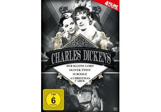 Charles Dickens Box - (DVD)