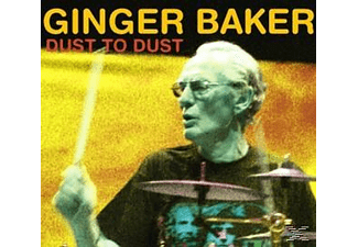 Ginger Baker - Dust To Dust - (CD)