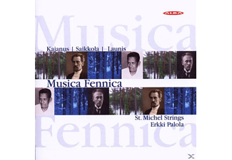 ST. MICHEL STRINGS / PALOLA - Musica Fennica - (CD)