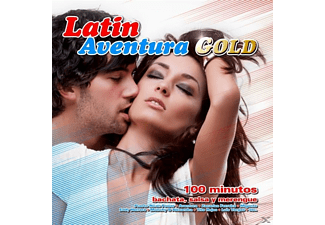 VARIOUS - Latin Aventura Gold [CD]