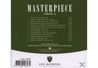 Various - Masterpiece Vol.4 [CD]
