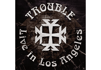 Trouble - Live In Los Angeles - (CD)