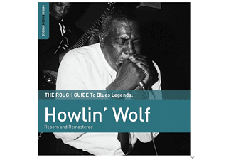Howlin' Wolf - The Rough Guide To Blues Legends - (CD + Bonus-CD)