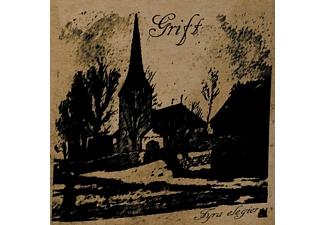 Grift - Fyra Elegier (Ep) - (CD)
