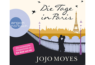 Die Tage in Paris - (CD)