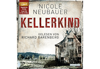 Kellerkind - (MP3-CD)