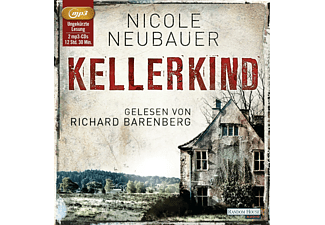 Kellerkind - 2 MP3-CD - Krimi/Thriller