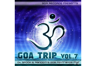 Various - Goa Trip 7 - (CD)
