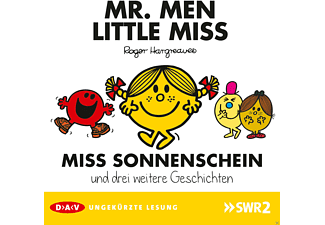 Sebastian Schwab - Mr. Men und Little Miss - (CD)