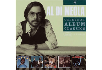 Al Di Meola - ORIGINAL ALBUM CLASSICS [CD]